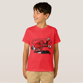 Old School Hip Hop Breakdancer T-Shirt