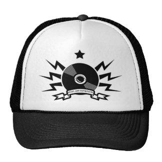 Old School Hip-Hop Mesh Hat
