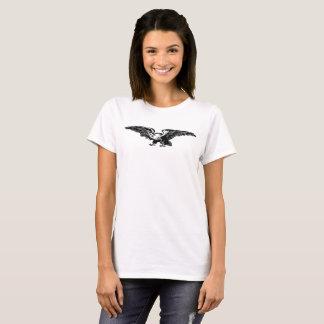 Old school illustration Bald Eagle Women's T-Shirt