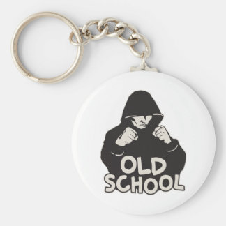 Old School Key Chains