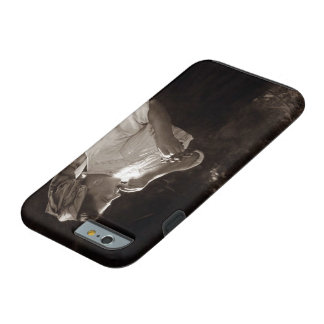 Old-School Lady Tough iPhone 6 Case