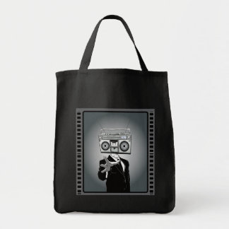 Old School Media Mafia +1 Tote Bag