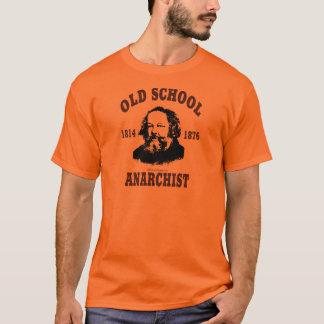 Old School --  Mikhail Bakunin T-Shirt