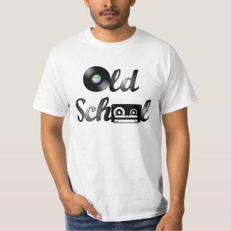 Old School Music Media T-Shirt