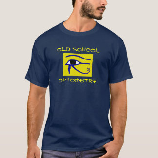 Old School Optometry T-Shirt