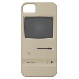 Old School Retro  PC Computer iPhone 5 Case