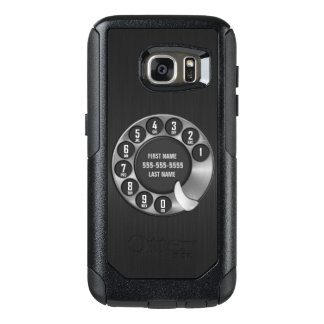 Old School Rotary Dial Phone OtterBox Samsung Galaxy S7 Case