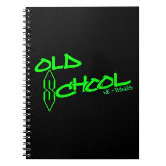"""Old School """"S"""" Notebook"""