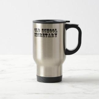 Old School Secretary Coffee Mug