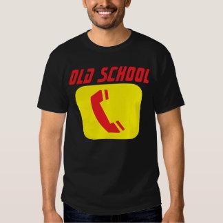 Old School. Shirts