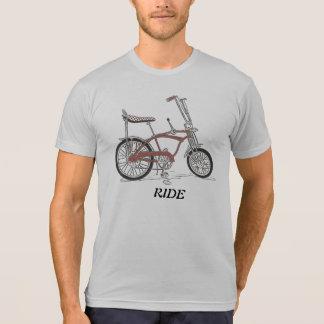 Old School Stingray Apple Krate Muscle Bike Ride T-Shirt