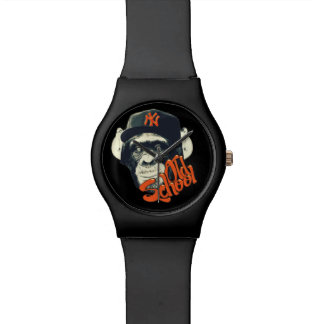 Old school swag monkey wristwatches