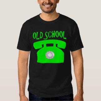 Old School. T-shirts