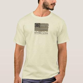 Old-School Tactical: Coyote Tan T-Shirt