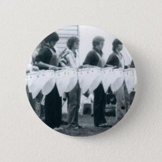 Old School Tenor Line - Seattle Imperials 2 Inch Round Button
