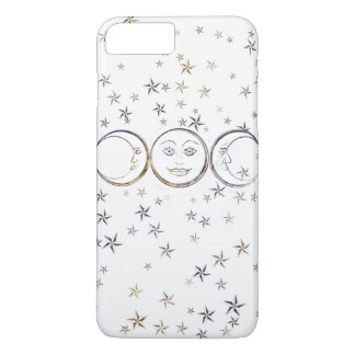 Old-School Triple Moon Ipad/Phone Case