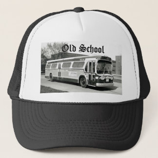 Old School Trucker Hat