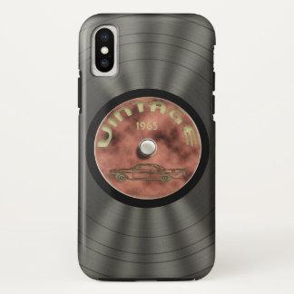 Old School Vinyl Record Case-Mate iPhone Case