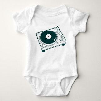 Old School Wax / Turntable T-shirts