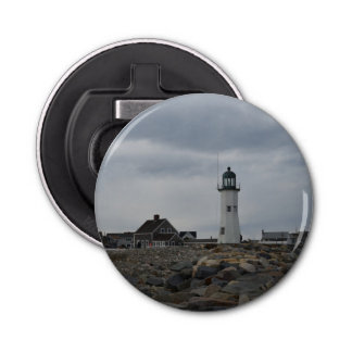 Old Scituate Lighthouse Bottle Opener
