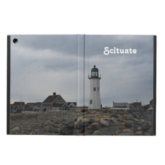 Old Scituate Lighthouse Case For iPad Air