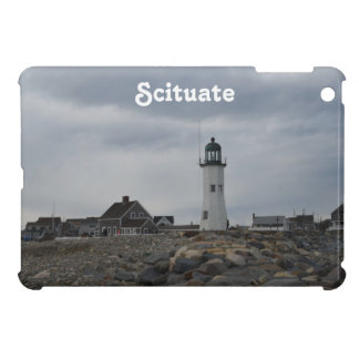 Old Scituate Lighthouse Case For The iPad Mini