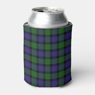 Old Scotsman Clan Blair Tartan Can Cooler