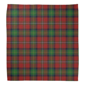 Old Scotsman Clan Boyd Tartan Plaid Bandana