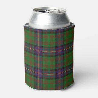Old Scotsman Clan Cochrane Cochran Tartan Can Cooler