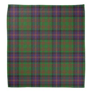 Old Scotsman Clan Cochrane Cochran Tartan Plaid Head Kerchief