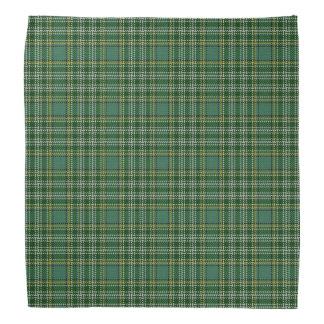 Old Scotsman Clan Currie Tartan Plaid Bandanas