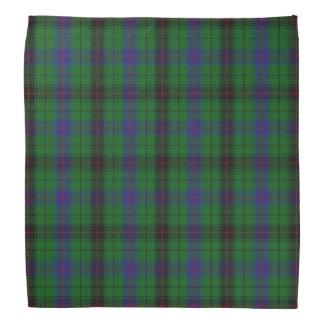Old Scotsman Clan Davidson Tartan Plaid Bandana
