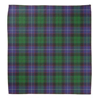 Old Scotsman Clan Galbraith Tartan Plaid Bandana