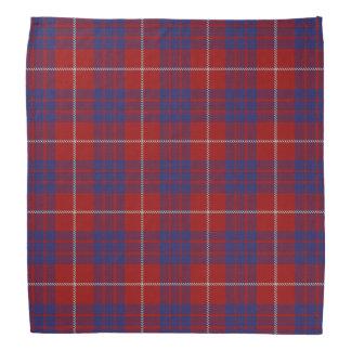 Old Scotsman Clan Hamilton Tartan Plaid Bandana