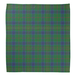 Old Scotsman Clan Kennedy Tartan Plaid Bandana