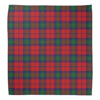 Old Scotsman Clan Lindsay Lindsey Tartan Plaid Bandana