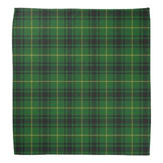 Old Scotsman Clan MacArthur Tartan Plaid Bandana