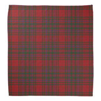 Old Scotsman Clan MacDougall Tartan Plaid Bandana