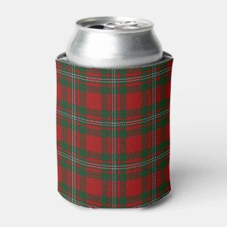 Old Scotsman Clan MacGregor Gregor Tartan Can Cooler
