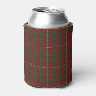 Old Scotsman Clan MacKinnon Tartan Can Cooler