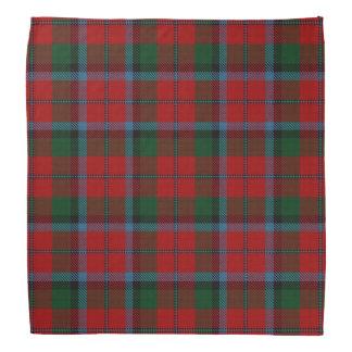 Old Scotsman Clan MacNachtan McNaughton Tartan Bandana