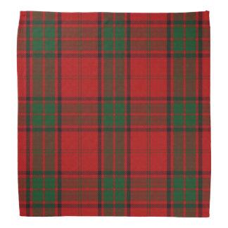 Old Scotsman Clan Maxwell Tartan Plaid Bandana