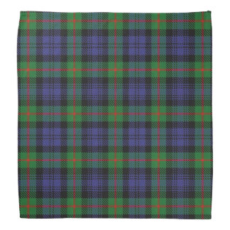 Old Scotsman Clan Murray Tartan Plaid Bandannas