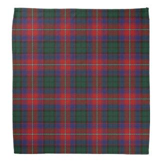 Old Scotsman Clan Rattray Tartan Plaid Bandana
