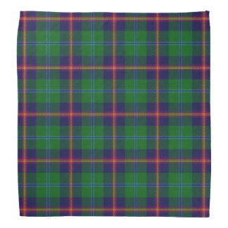 Old Scotsman Clan Young Tartan Plaid Kerchief