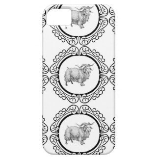 old sheep in bunch iPhone 5 case