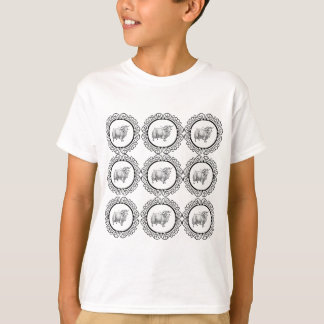 old sheep in bunch T-Shirt