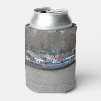 Old Ship Custom Can Cooler