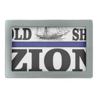 old ship zion belt buckle