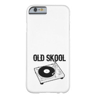 Old Skool Barely There iPhone 6 Case